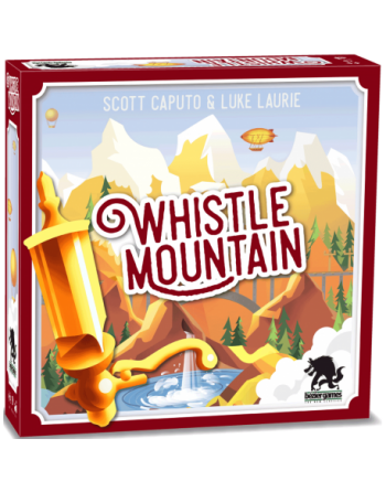 Whistle Mountain (Inglés)