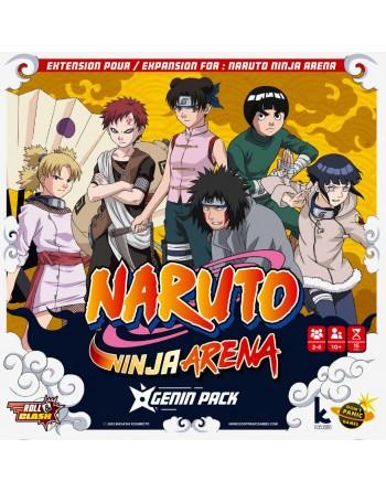 Naruto: Ninja Arena – Pack...