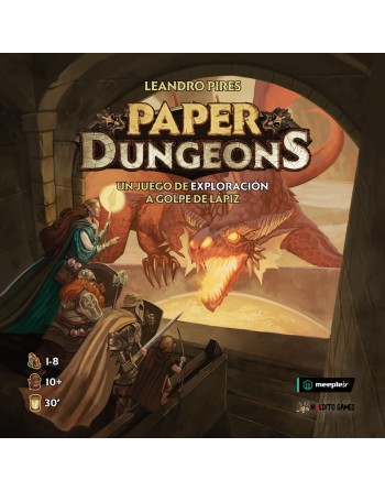 Paper Dungeons - Disponible...
