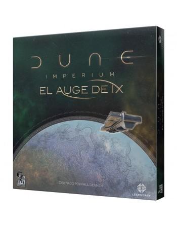 Dune Imperium: El auge de...