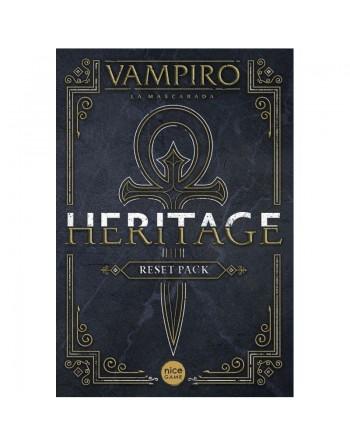 Vampiro Heritage: Reset pack