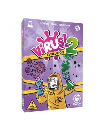 Virus! 2 Evolución