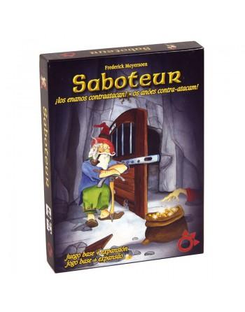 Saboteur: Los enanos...