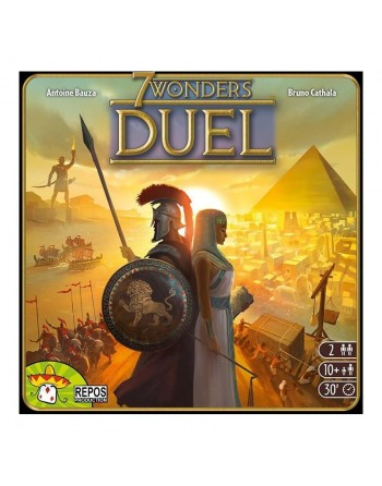 7 Wonders: Duel