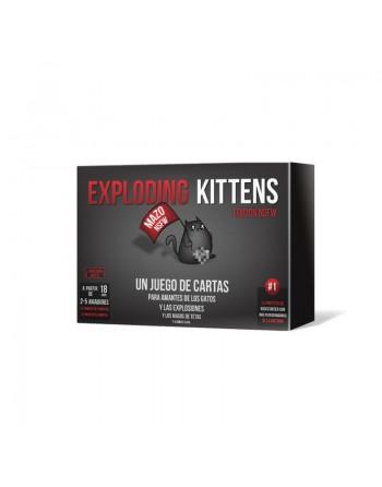 Exploding Kittens: Edición...